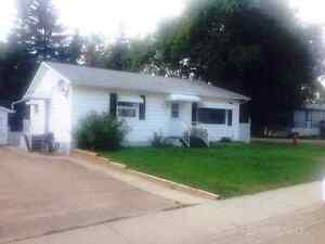 Provost $1000 House for rent May or June 3br/2bath