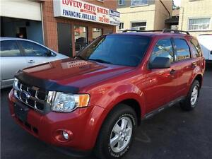 2010 Ford Escape XLT LEATHER ~SUNROOF~ALLOY