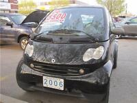 2006 Smart fortwo Pure Diesel    ONLY $20 TO FILL TANK WOW!!