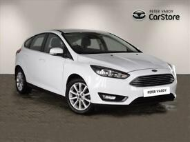 2016 FORD FOCUS DIESEL HATCHBACK