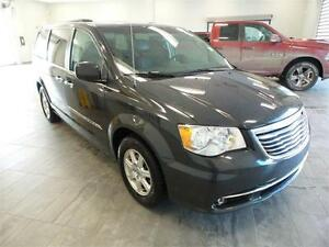 Reduced for Immediate Sale-2012 Chrysler Town & Country Touring!