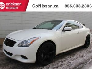 2010 Infiniti G37 Coupe G37S Journey: FINANCING AVAILABLE, PADDL