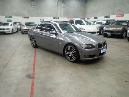 2007 BMW 323i E92 MY08 Steptronic Grey 6 Speed Sports Automatic Coupe Wangara Wanneroo Area Preview