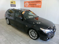 2008 BMW 530 3.0TD auto d M Sport Touring ***BUY FOR ONLY £48 PER WEEK***