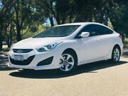 2014 Hyundai i40 VF 2 Active White 6 Speed Automatic Sedan Maddington Gosnells Area Preview