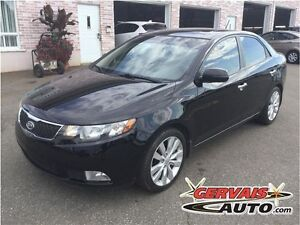 Kia Forte SX Cuir Toit Ouvrant A/C MAGS 2011