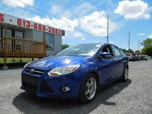 2012 FORD FOCUS SE *** WEEKLY AT $39.00 OAC ***