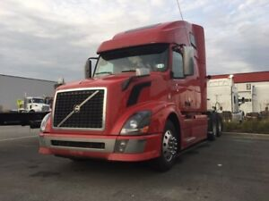(2) 2013  Volvo 630's With I SHIFT