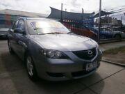 2005 Mazda 3 BK Neo Grey 4 Speed Auto Activematic Sedan Preston Darebin Area Preview