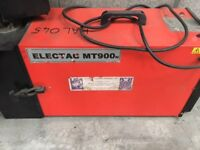 ELECTAC MODEL MT900n - PORTABLE WELDING OR DUST FILTERS