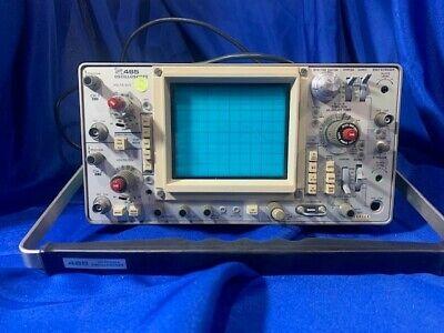 Tektronix 465 Analog Oscilloscope Parts Unit