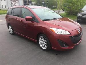 MAZDA 5 GT LIMITED 6 PLACE CUIR