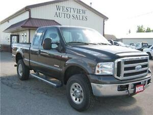 2006 Ford Super Duty F-250 4X4 $9995