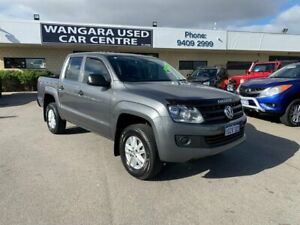 2016 Volkswagen Amarok 2H MY16 TDI420 Core Edition (4x4) Grey 8 Speed Automatic Dual Cab Utility Wangara Wanneroo Area Preview
