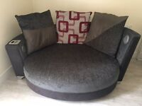 DFS Musical Snuggler Sofa