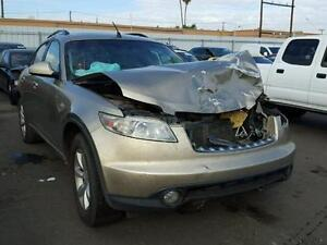 2008 INFINITI FX35 !!!!!!!PARTING OUT!!!!!!!!!!!!!!