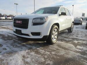 2016 GMC Acadia SLE NO INSURANCE CLAIMS & CERTIFIED PRE OWNED!