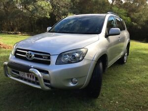 2007 Toyota RAV4 SX6 auto AWD Chatswood West Willoughby Area Preview