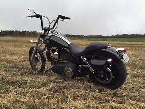 Mint 2011 Harley Dyna Wide Glide FXDWG