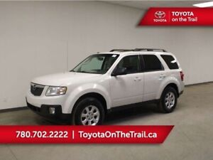 2010 Mazda Tribute GT; V6, 4WD, LEATHER, SUNROOF, WINTER TIRES,