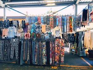 BUSINESS FOR SALE: LADIES FASHION MARKET STALL IN WESTERN SYDNEY Fairfield Fairfield Area Preview