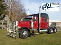 2003 PETERBILT 379L SHOW WINNER !!! FULLY CUSTOM BUILT HOT ROD