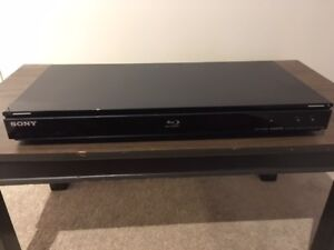 Sony HDMI Blu-ray player