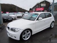2010 60 BMW 1 SERIES 2.0 118D M SPORT 5D 141 BHP DIESEL