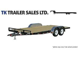 "16' x 4"" Channel Carhauler Trailer (C4)"