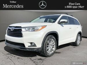 2015 Toyota Highlander XLE AWD $304 BIWEEKLY ALL IN