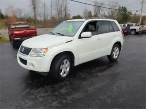2010 Suzuki Grand Vitara JLX-L AWD LEATHER 153K