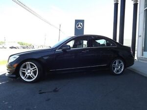 2011 Mercedes-Benz C-Class 4MATIC Sedan