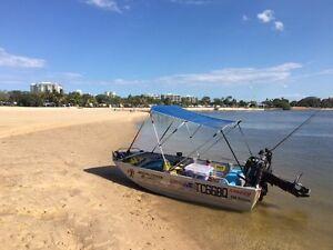 Boat tinny Ashmore Gold Coast City Preview