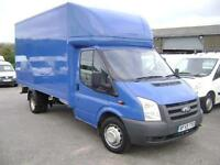 Ford Transit 2.4TDCi Duratorq ( 100PS ) 350EF ( DRW ) 350 LWB