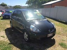 2005 Honda Jazz Upgrade GLi Black Continuous Variable Hatchback Belmont Lake Macquarie Area Preview