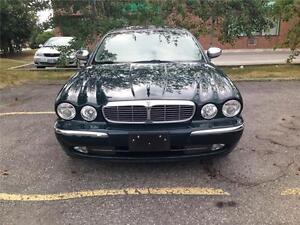 2004 JAGUAR VANDEN PLAS, LOW KM, SAFETY ETEST INCLUDED