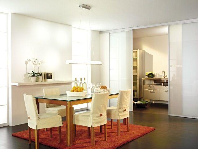die schiebetuer ist ein echtes multitalent. Black Bedroom Furniture Sets. Home Design Ideas