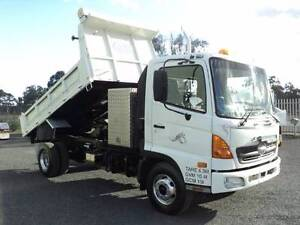 HINO FC FACTORY TIPPER Armidale City Preview