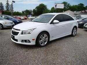 2014 Chevrolet Cruze 2LT RS Manual Transmission