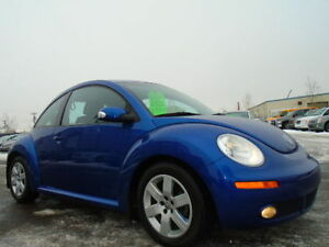 2007 Volkswagen New Beetle GLS SPORT PKG-LEATHER-SUNROOF-106K