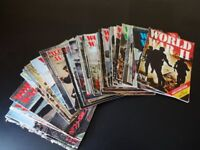 WW2 magazines by Orbis publishing.
