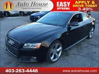 2012 Audi A5 2.0L Premium QUATTRO AWD 90 DAYS NO PAYMENTS