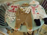 0-3 month & 6-9 month baby Christmas bundle