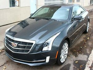 2015 Cadillac ATS 3.6L AWD COUPE LOADED LOW KM FINANCE AVAILABLE