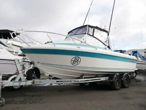 1995 Seafarer VICTORY 5.9 SPORT FISHERMAN Laverton North Wyndham Area Preview