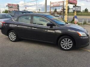 2014 Nissan Sentra S|ACCIDENT FREE|45K|