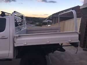 Toyota Hilux******2015 Dual Cab Steel Tray Coogee Cockburn Area Preview