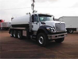 Imperial Industries 4500-Gallon Vacuum Truck, w/PD Blower