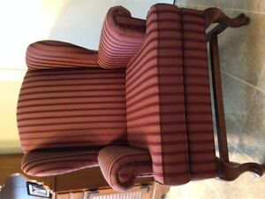 CHAIR, WINGBACK