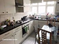 MILE END, E3, BRIGHT 4 BED APARTMENT (BOOK NOW FOR AUGUST)